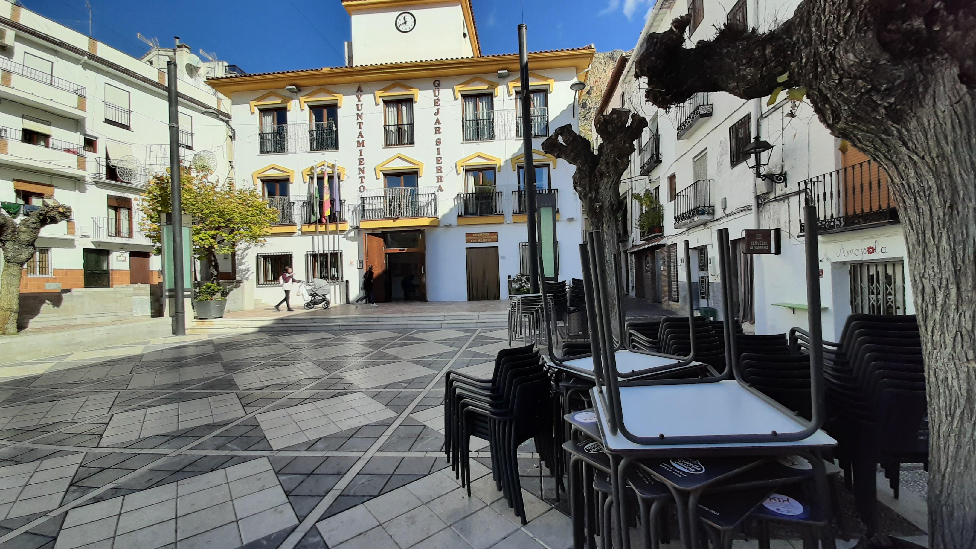 El Ayuntamiento de Güéjar Sierra pagará la cuota de los autónomos obligados al cierre