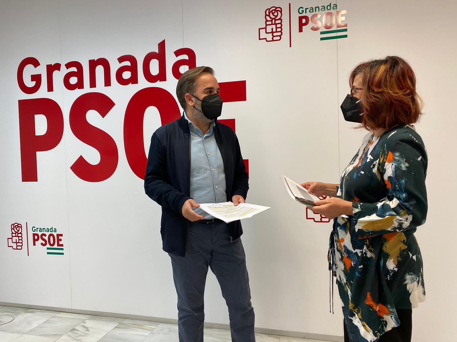 Calvo (PSOE) exige a la Junta cribados masivos en Granada y estar preparados para futuras olas