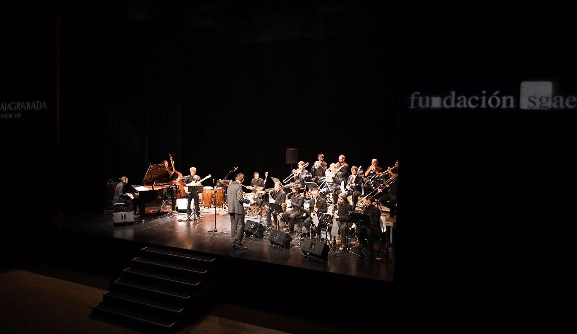 Abre el VII Concurso de Composición y Arreglos para Big Band de la Asociación Ool-Ya-Koo y la Fundación SGAE