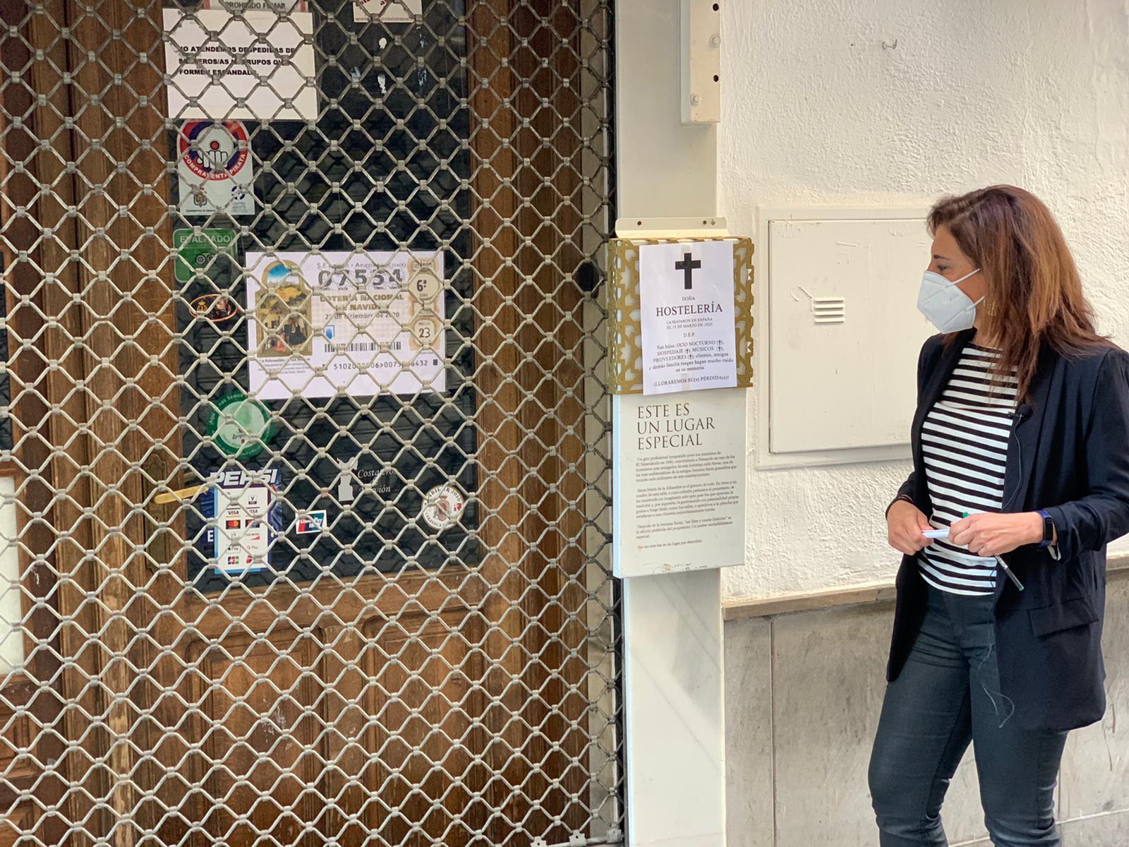 El PSOE denuncia la persecución del bipartito a los sectores más afectados por la crisis de la pandemia