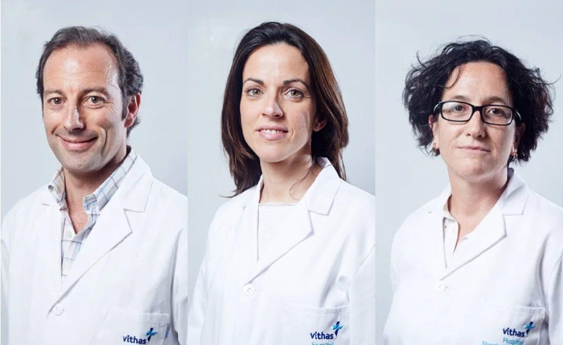 Vithas Granada, pionero en el tratamiento de patología vascular aneurismática