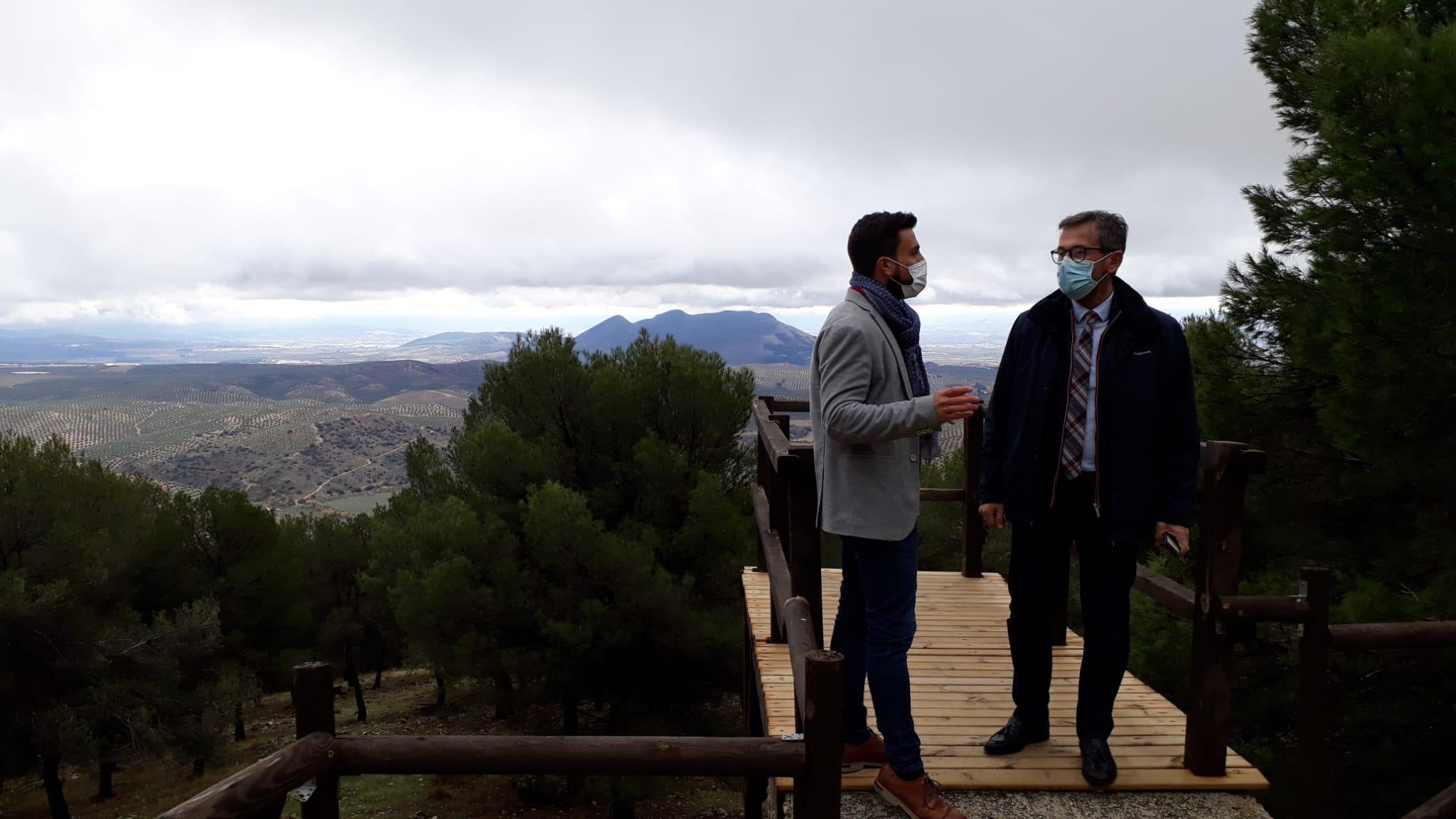 La Junta invierte más de 215.000 euros en infraestructuras y proyectos turísticos en Moclín