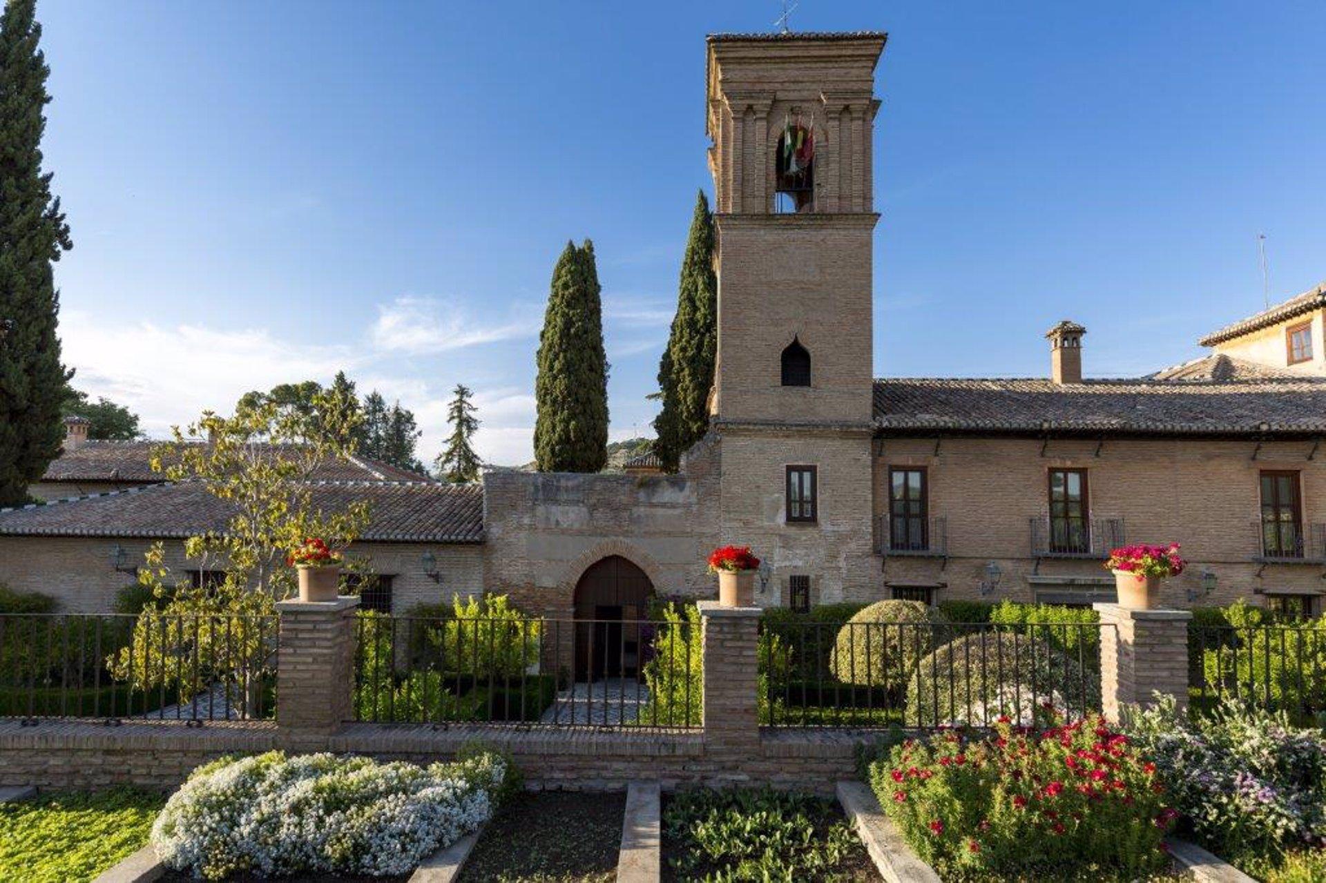 El Parador de Granada lanza una oferta especial para residentes