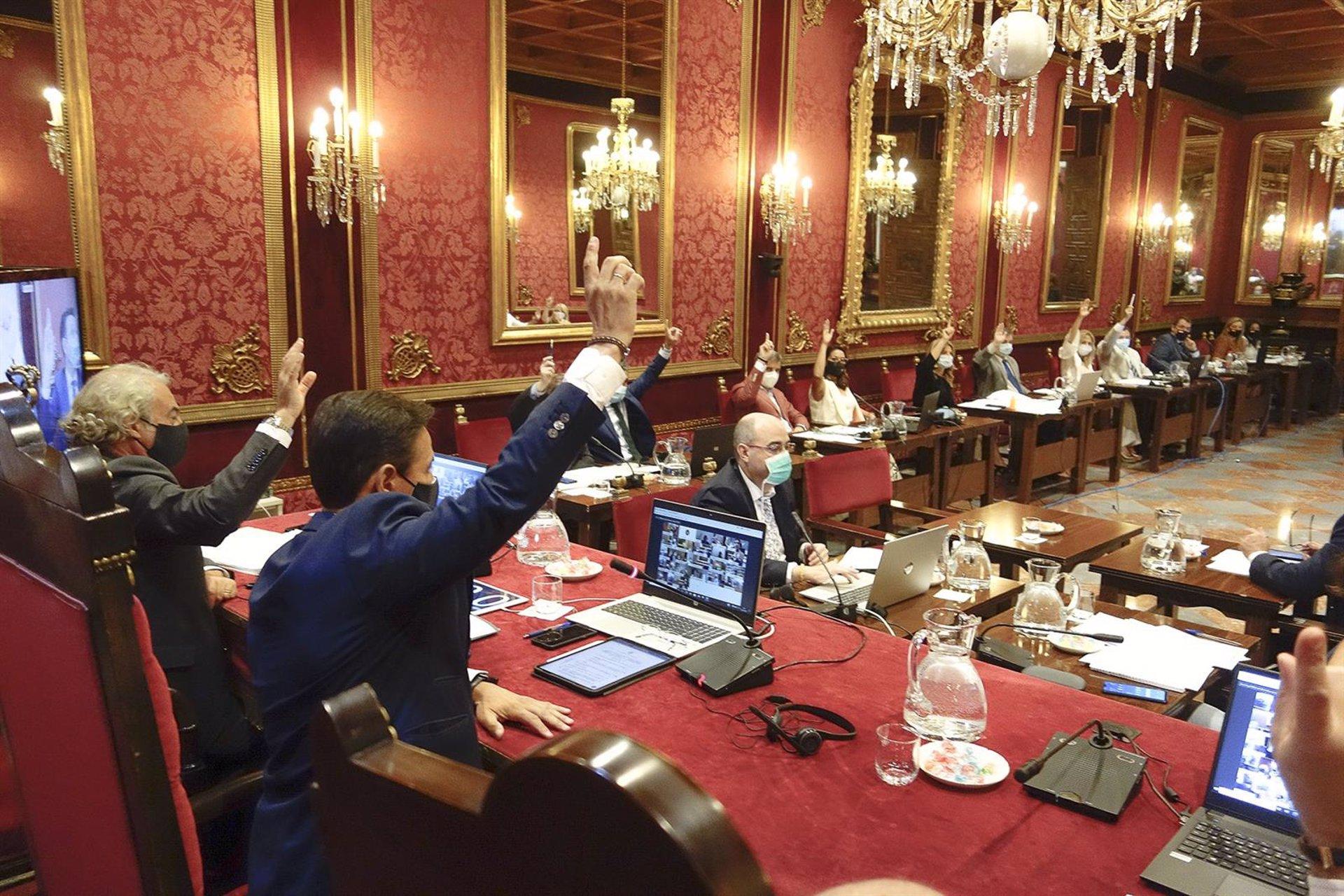 El Pleno aprueba solicitar fondos para conceder ayudas directas a las agencias de viajes