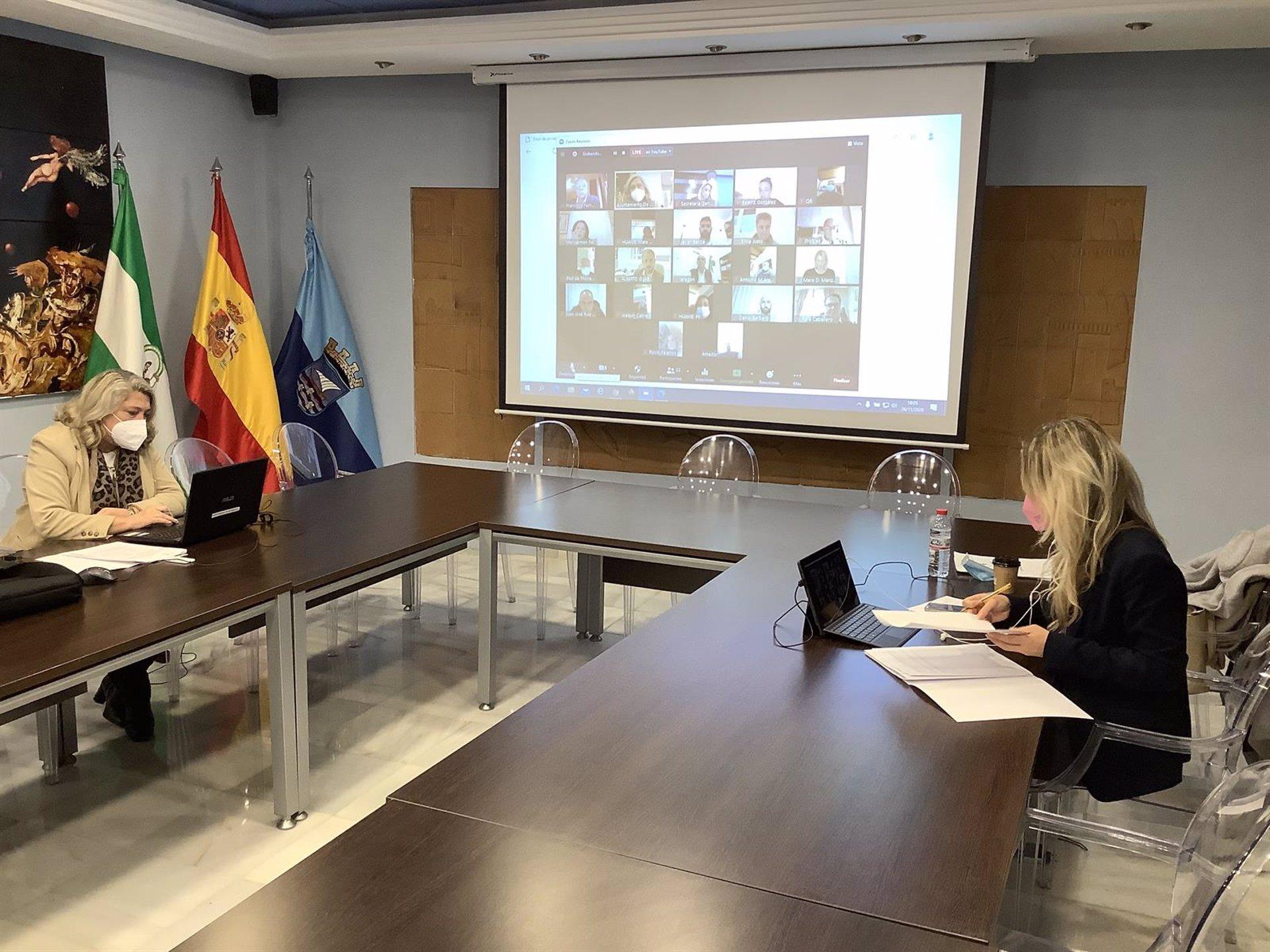 Almuñécar pide al Gobierno la inclusión de las obras de Rules en el Plan Nacional de Recuperación