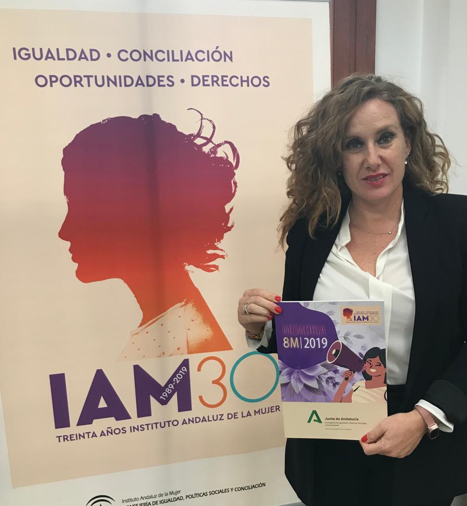 El IAM atendió durante 2019 a más de 15.700 mujeres y recibió 7.200 consultas relacionadas con la violencia machista