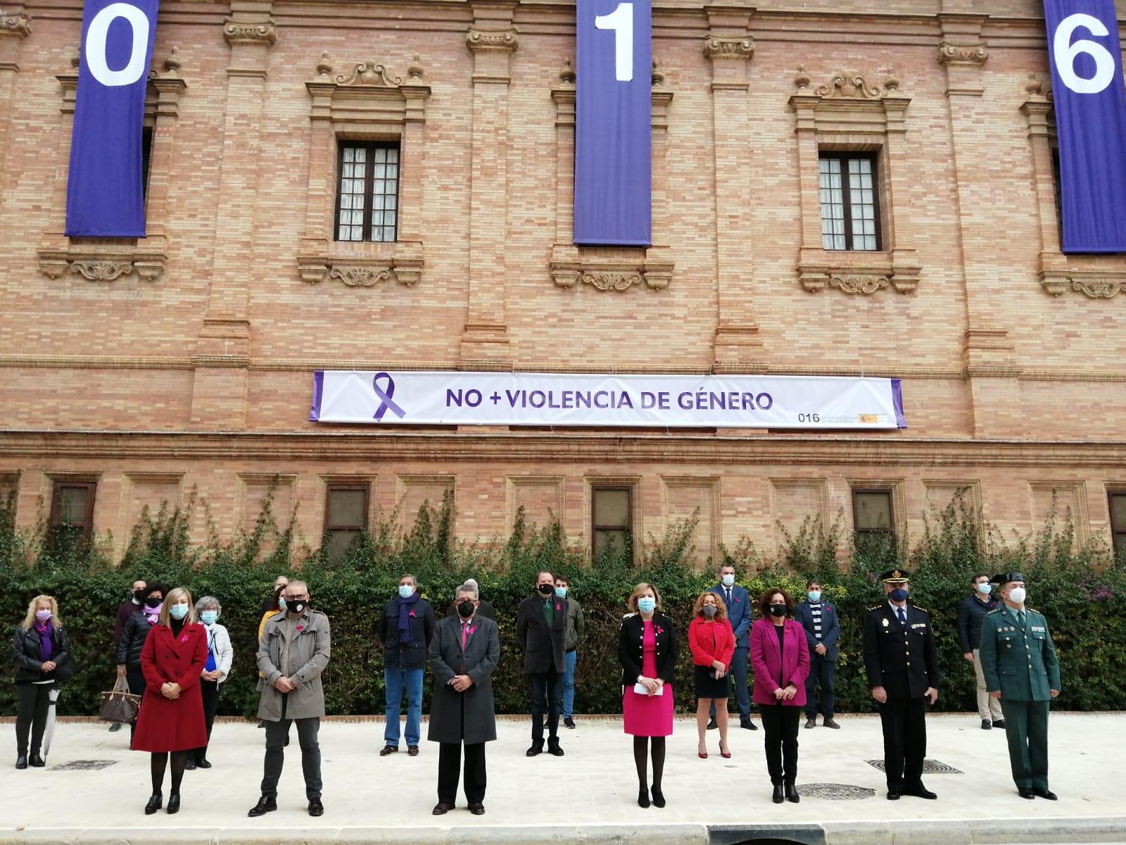 La rectora de la Universidad de Granada, Pilar Aranda, recibe el Premio Menina de la Delegación del Gobierno en Andalucía