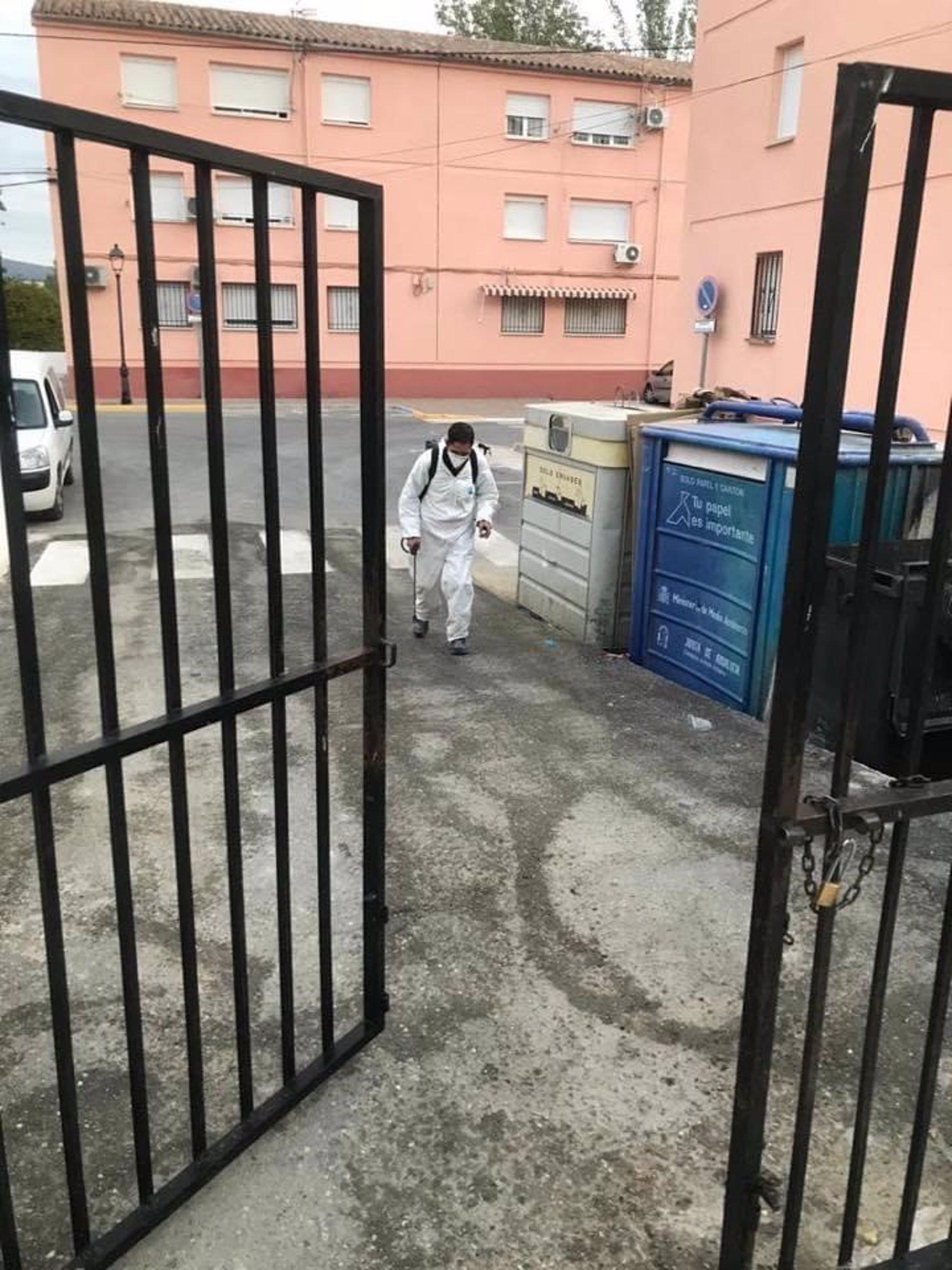 Montefrío pide a sus vecinos que se autoconfinen voluntariamente para bajar la tasa de contagios