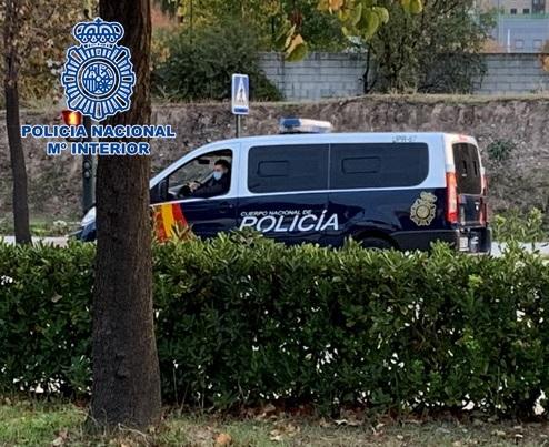 Encuentran al autor de una treintena de robos en comercios del centro de Granada