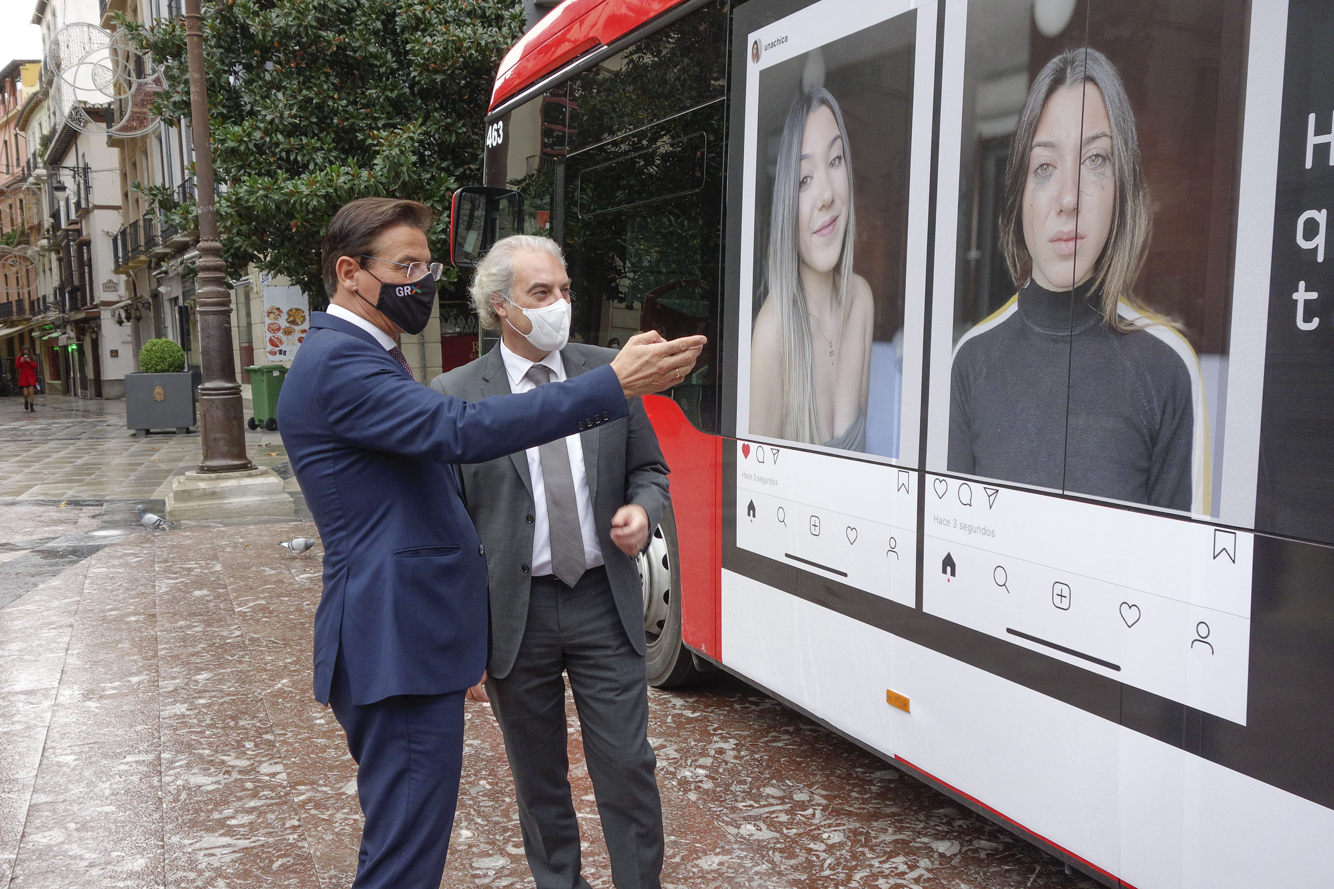 El Ayuntamiento pone en marcha una nueva campaña contra la violencia de la mujer