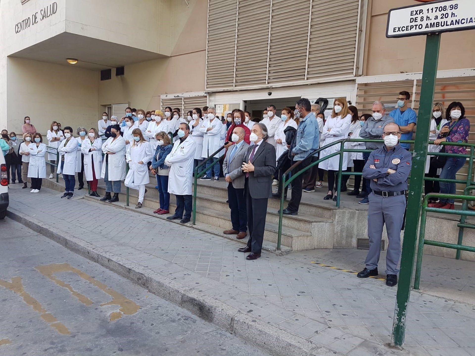 Fallece por Covid-19 una enfermera del centro de salud Zaidín Sur