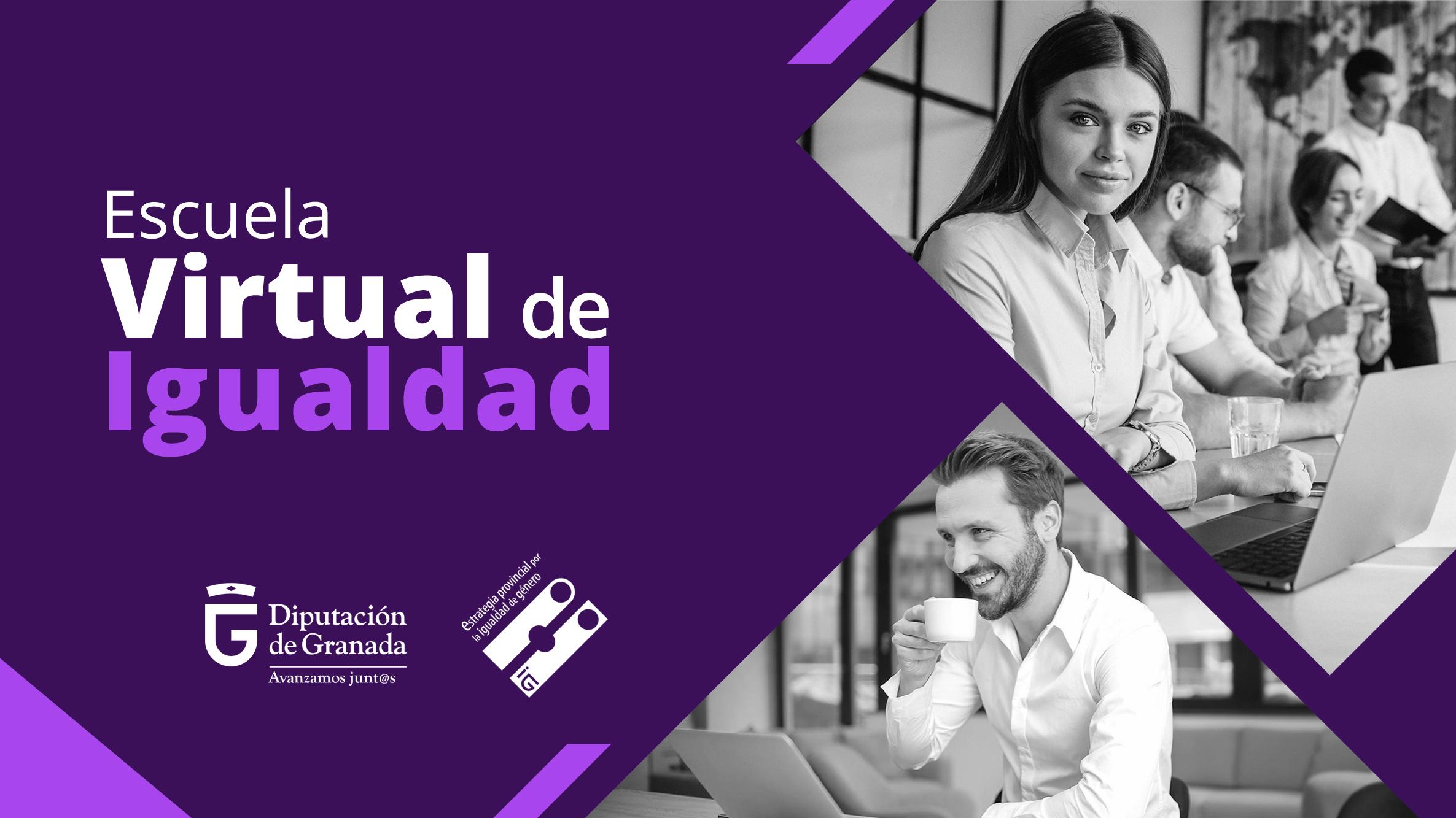 Diputación ofrece una segunda edición de cursos gratuitos sobre igualdad para toda la ciudadanía