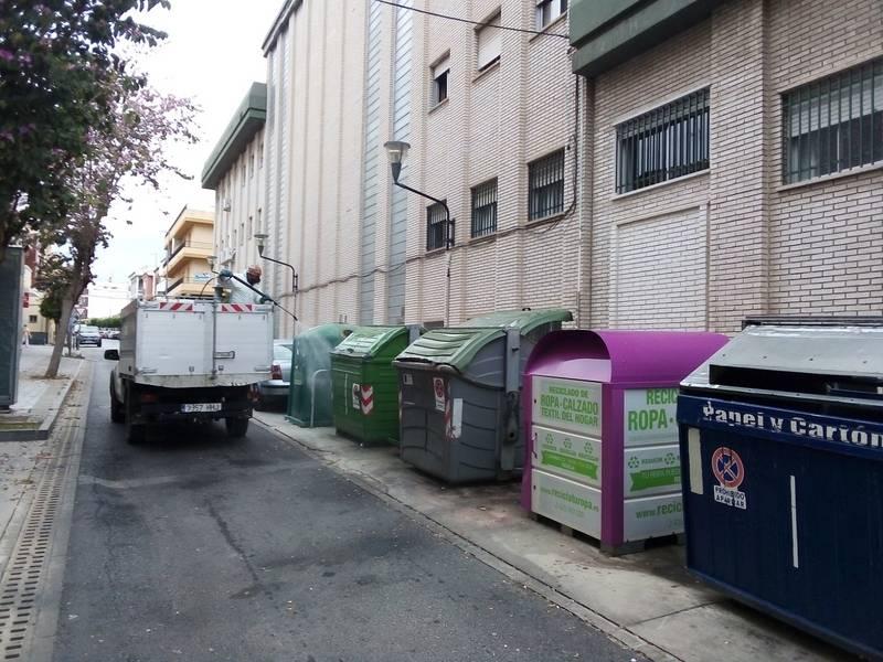 Denuncian la gestión del ayuntamiento de Motril en la cobertura de bajas del servicio de limpieza