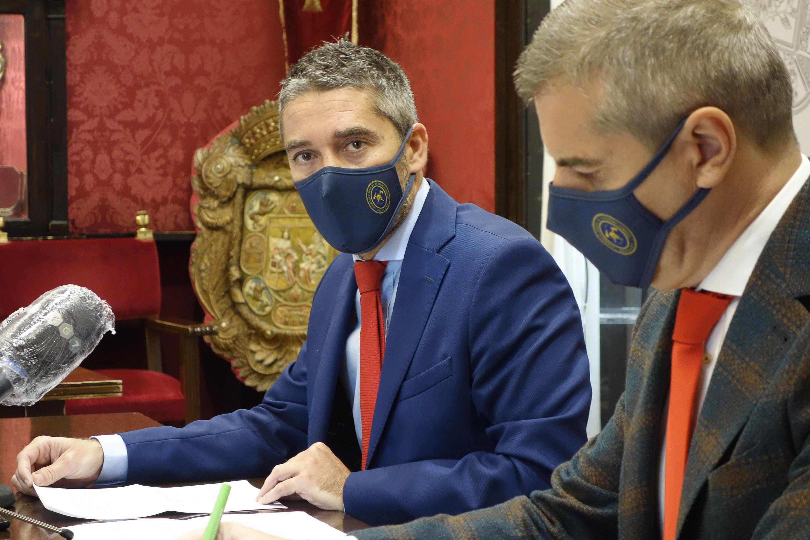El Equipo de Gobierno propone una declaración institucional para condenar los actos vandálicos