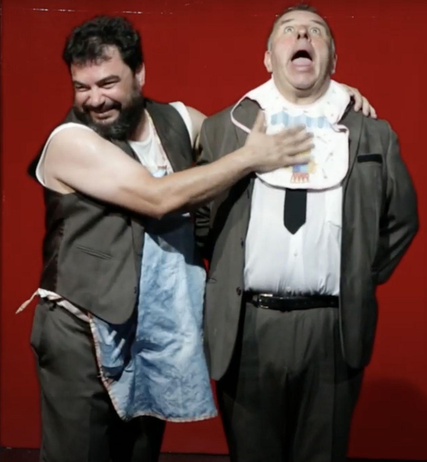 «Malaje Solo» cancela el estreno en el Teatro Alhambra de 'Cave Canem?' por el positivo de uno de sus miembros