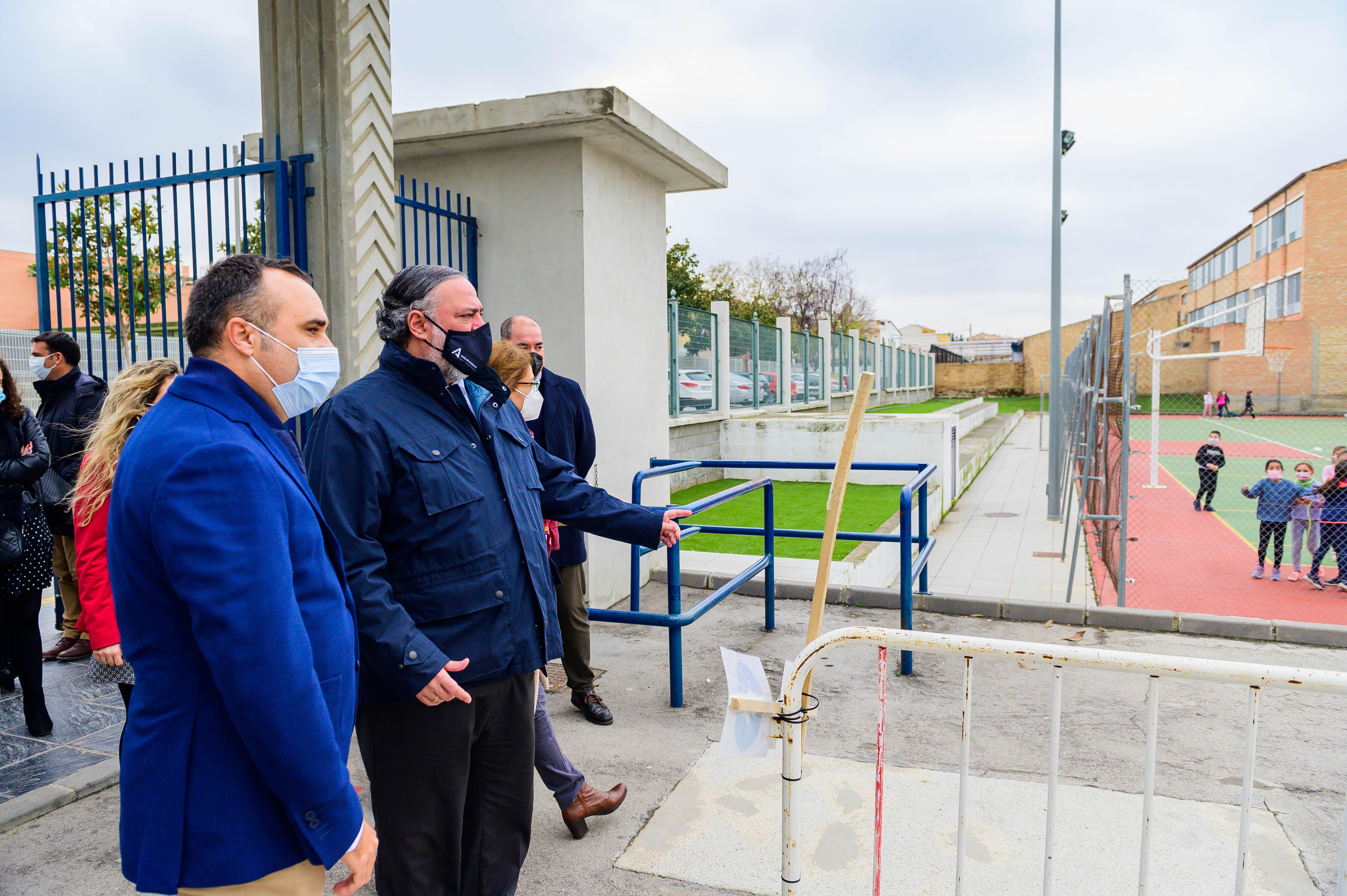 La construcción del nuevo colegio público de Alhendín tendrá un coste de 3.5 millones de euros
