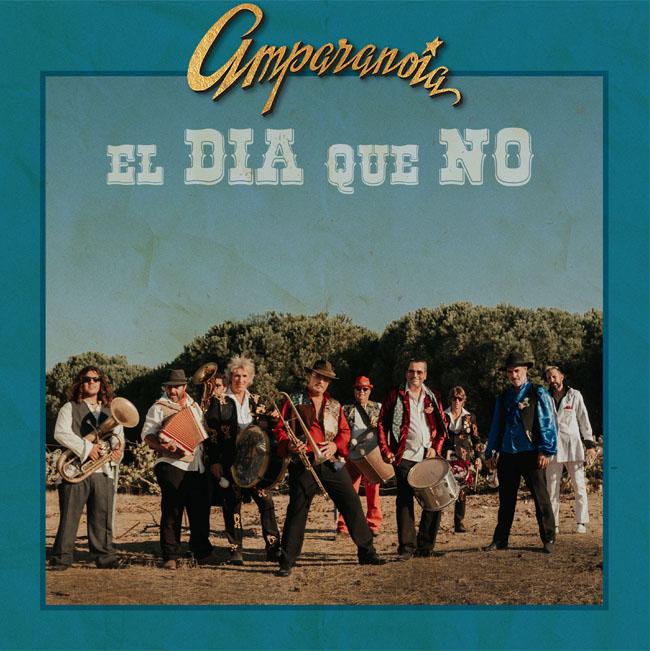 Nuevo himno de Amparanoia. «El Día que No»