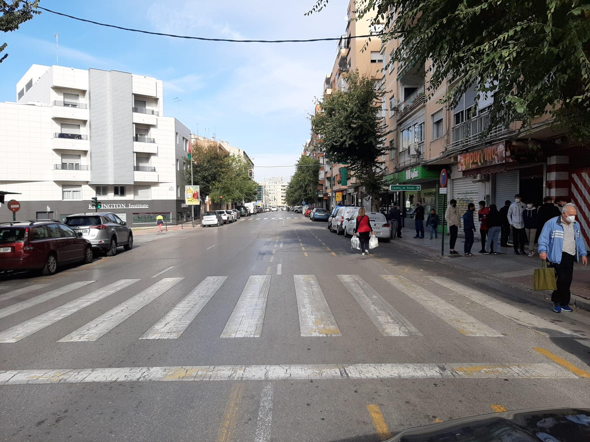 La Junta recibe 18 ofertas para la reforma del segundo tramo del eje Arabial-Palencia