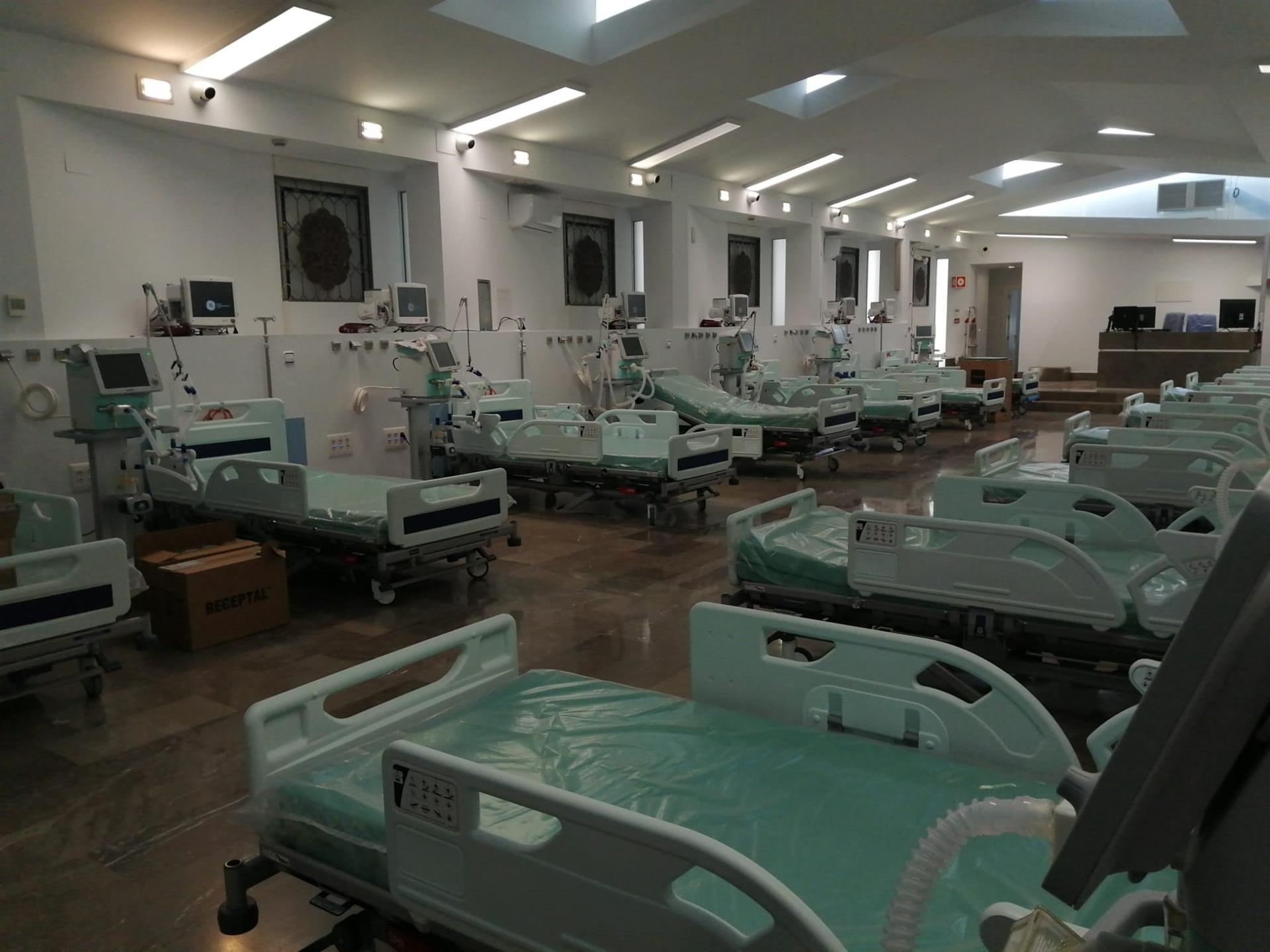 Granada suma 23 fallecidos en una jornada en la que los nuevos contagios bajan a 60