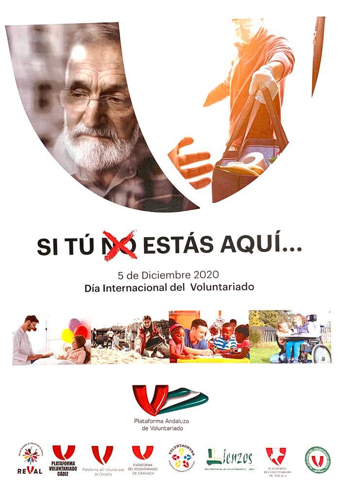 Celebran el Día Internacional del Voluntariado con la lectura del manifiesto