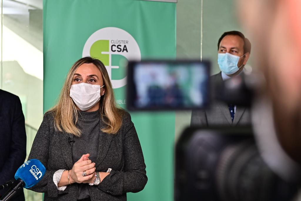 La Junta se alía con el Clúster de la Construcción Sostenible para impulsar su Revolución Verde