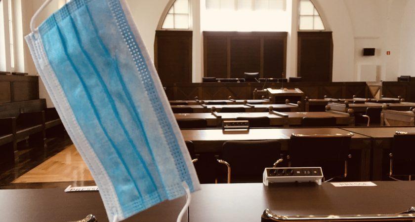 """El miércoles se celebra la IV Sesión online del """"Foro sobre Derecho y Covid-19. Análisis del impacto jurídico del Covid-19"""""""