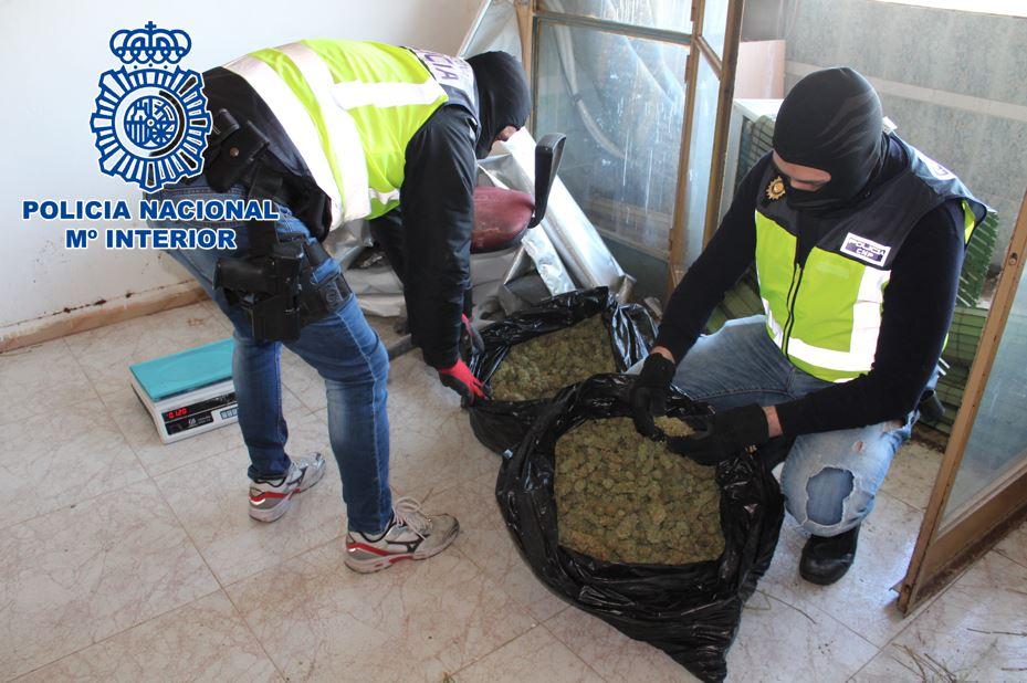 En libertad con cargos siete detenidos en la operación 'Torre' contra el tráfico de drogas