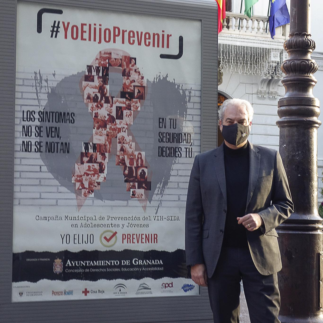 El Ayuntamiento apela a la prevención en la celebración del Día Mundial de la Lucha contra el Sida