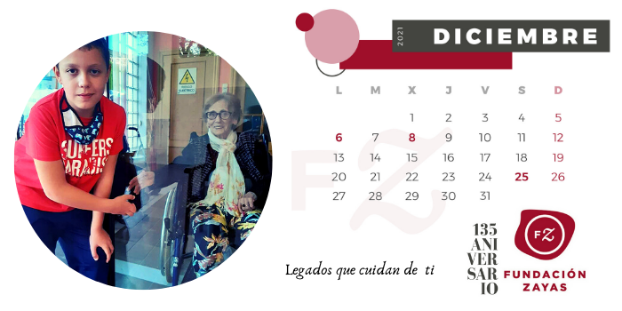 La Fundación Zayas edita un calendario 2021 cargado de optimismo