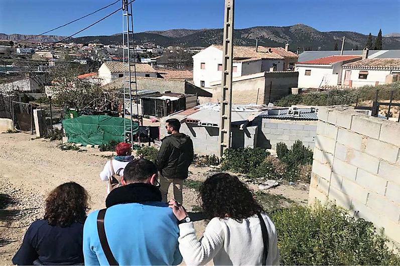 Nuevo plan contra la exclusión social para barrios con dificultades de la provincia impulsado por Diputación