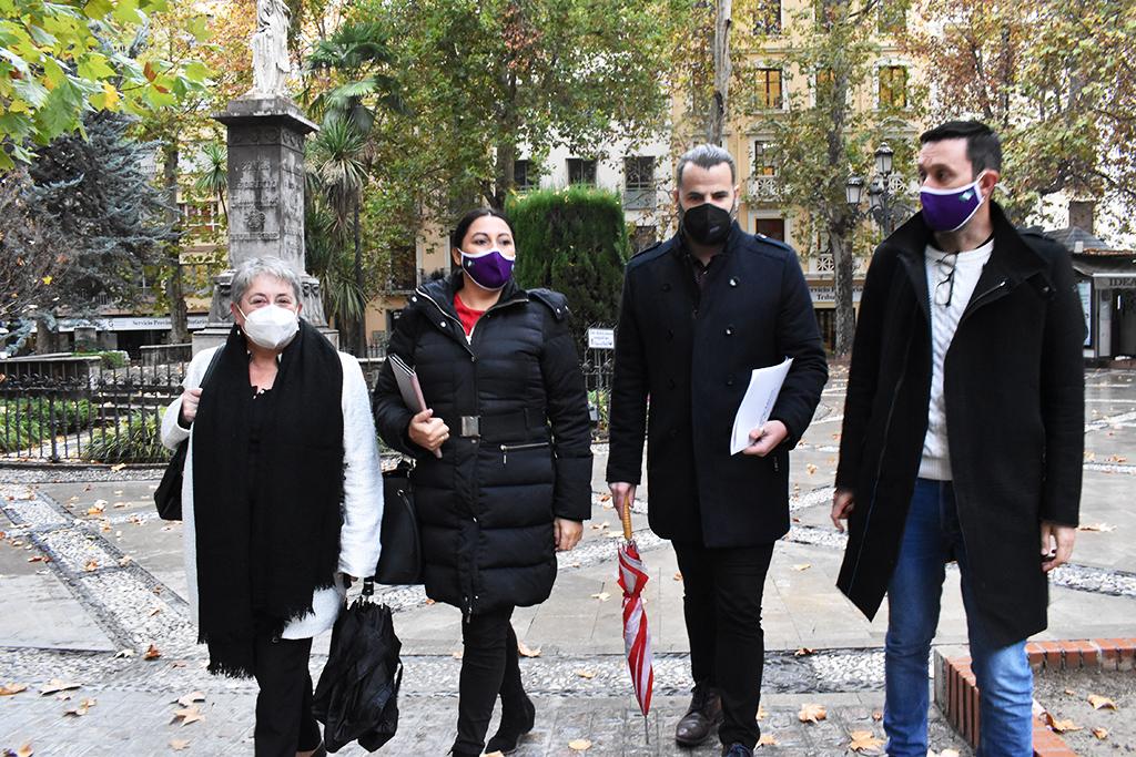 """Izquierda Unida y Podemos tachan de """"mediocres y conformistas"""" los presupuestos de la Junta"""