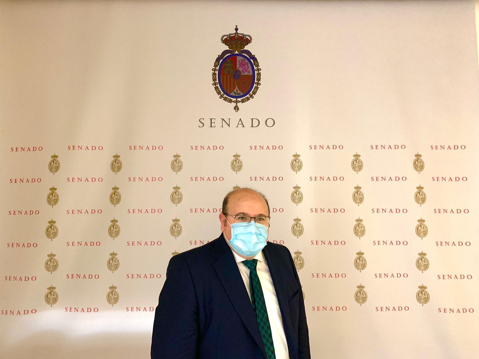 """Robles celebra que el Gobierno de Sánchez """"al fin haya dejado de echar el freno a la Segunda Circunvalación"""""""