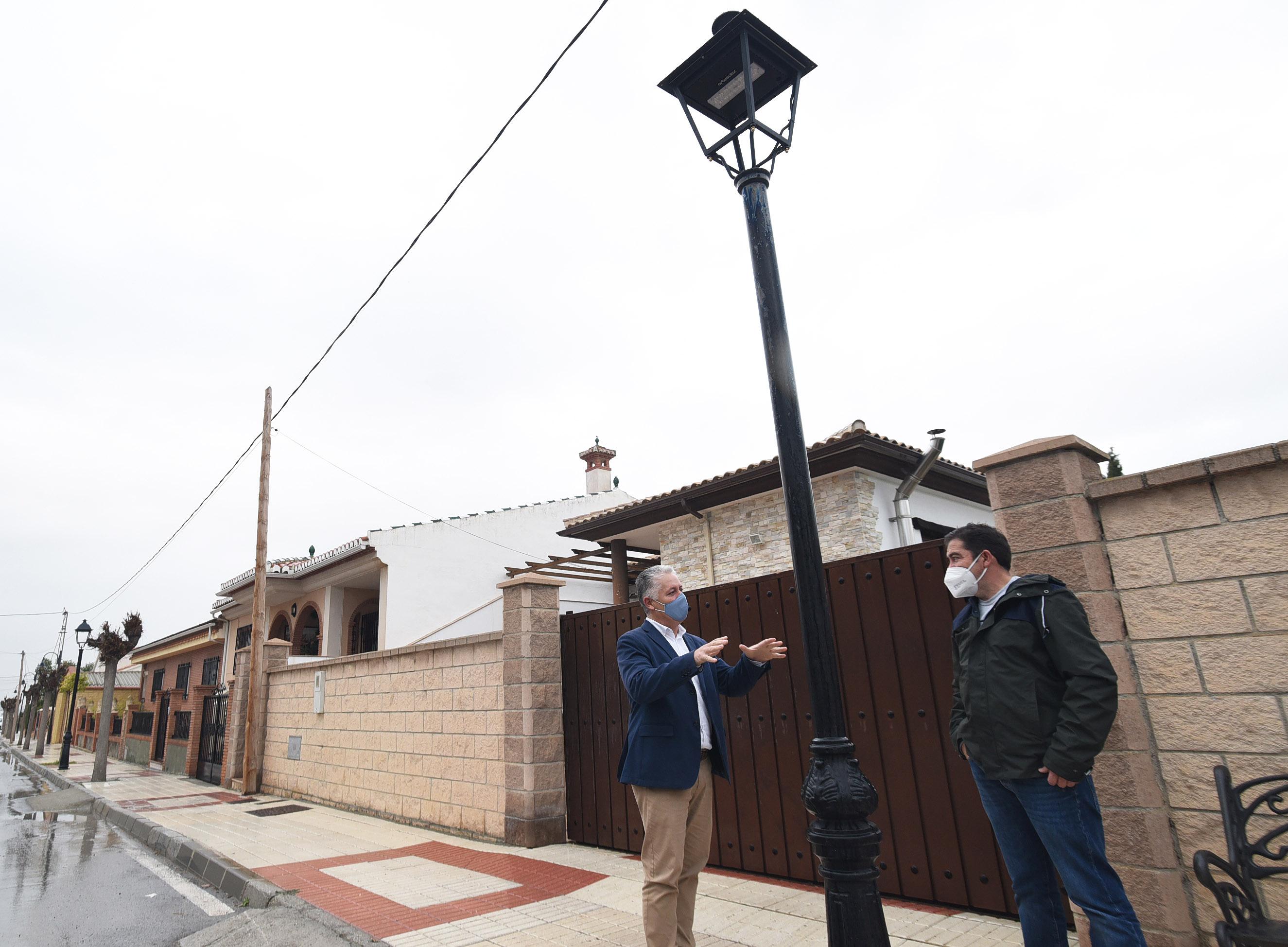 66 municipios de la provincia renuevan sus luminarias con led para ahorrar un 50% en electricidad