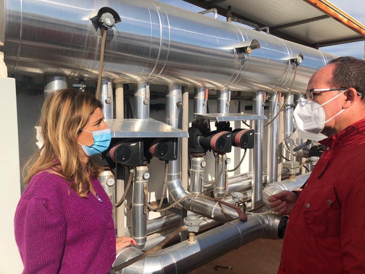 El Ayuntamiento sustituye la climatización de las instalaciones del Área de Juventud