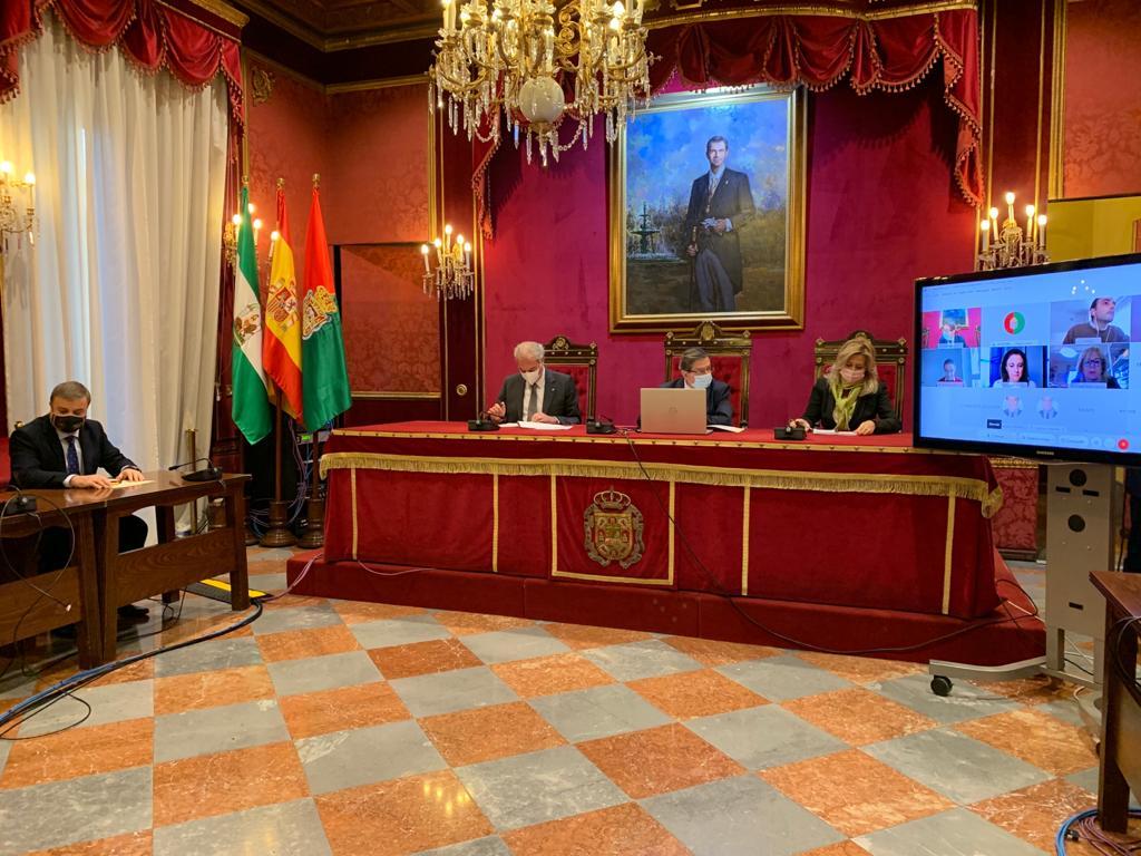 Luis González anuncia que la Cuenta General del Ayuntamiento «cumple la regla de gasto»