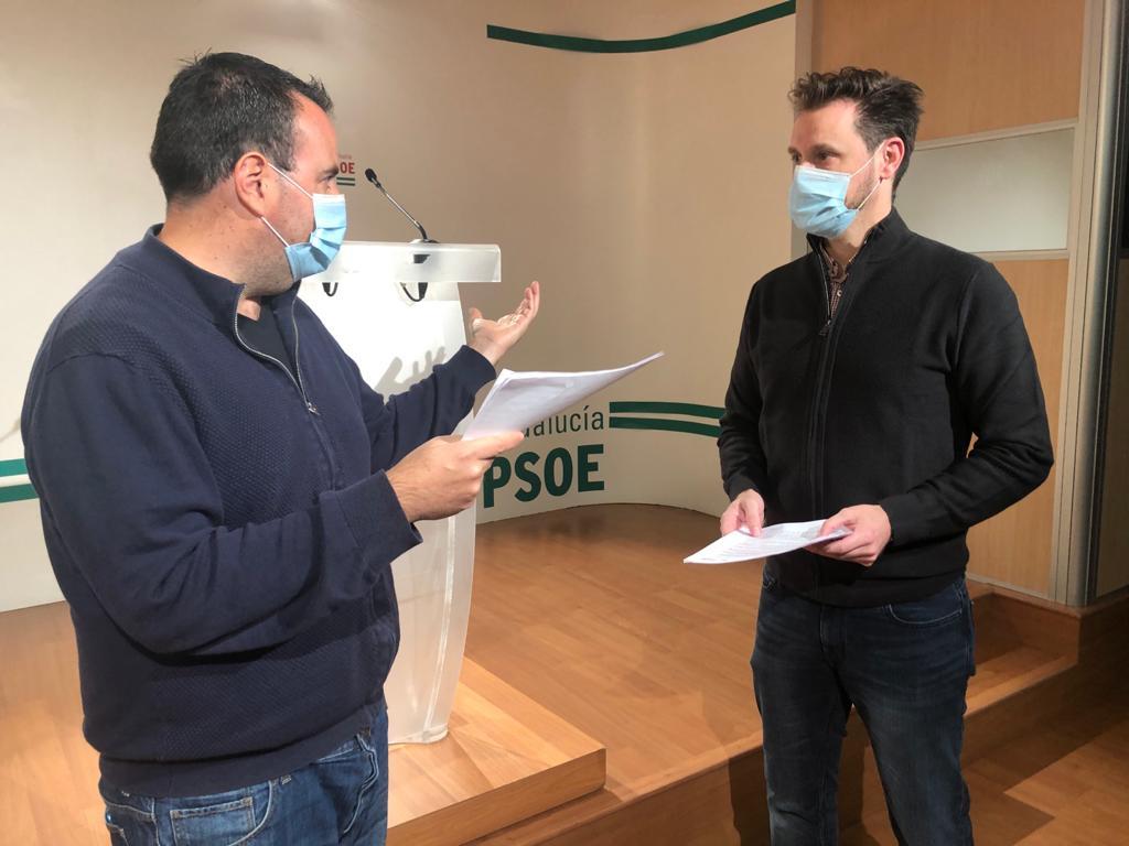 El PSOE presenta un centenar de enmiendas a los presupuestos de la Junta al considerarlos «insuficientes» para la provincia