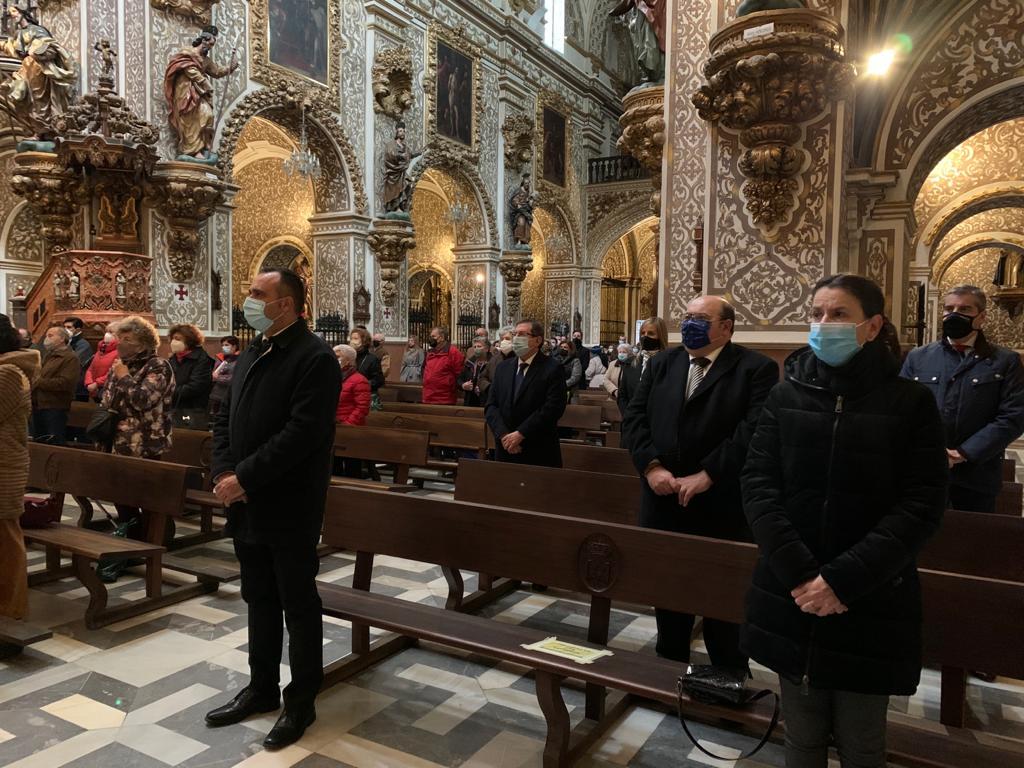 El Partido Popular de Granada rinde homenaje a los fallecidos durante el año 2020