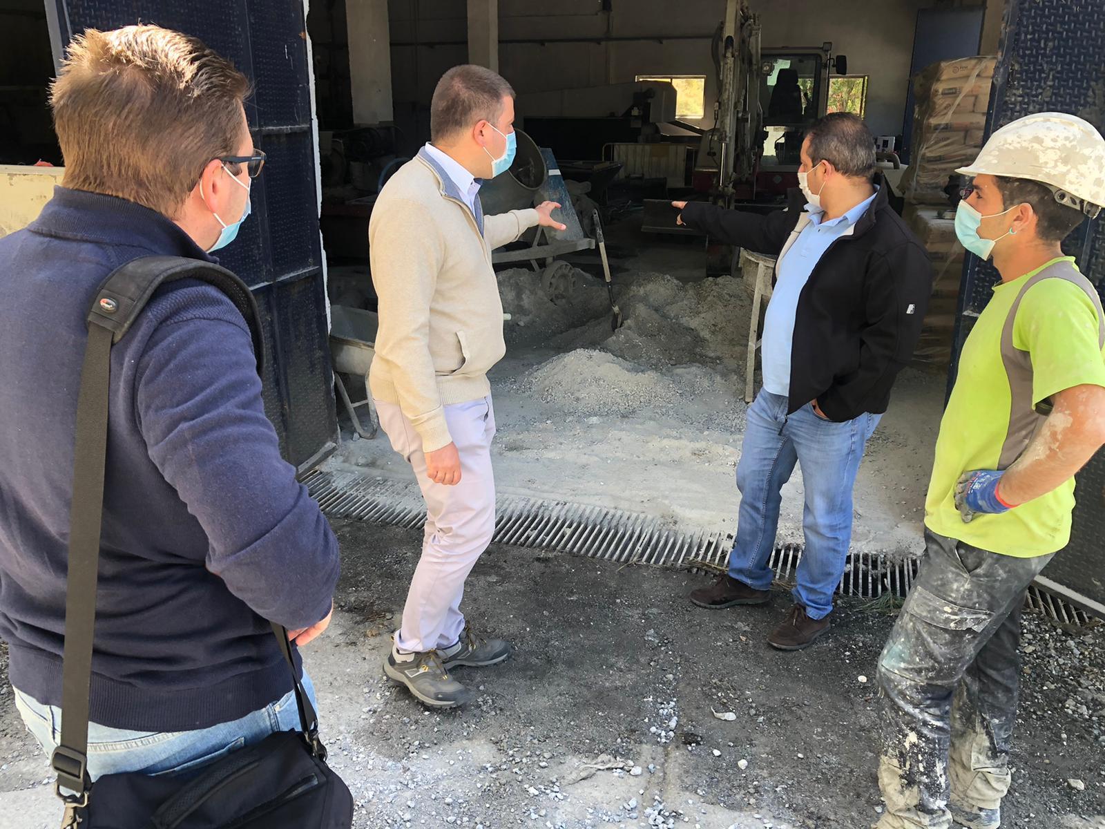 El Ayuntamiento de Monachil realizará el primer mapa de vertidos de aguas residuales del municipio