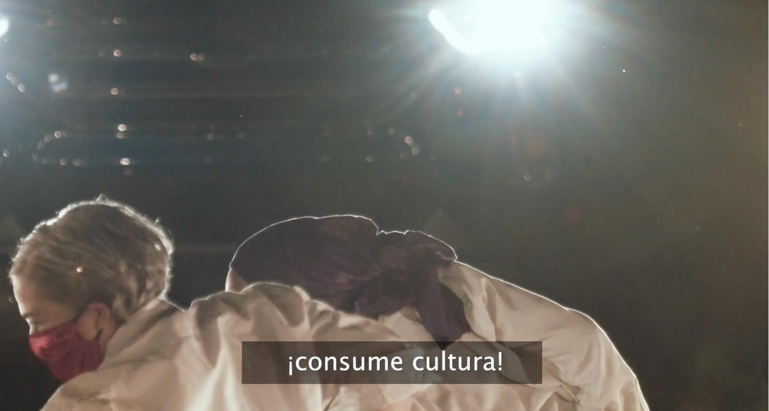 """Diputación lanza un vídeo para fomentar el consumo de """"cultura segura"""" durante la campaña navideña"""