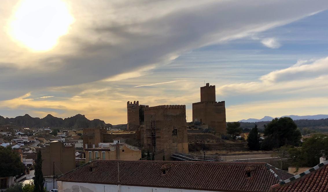 El Gobierno destinará 700.000 euros a la restauración de la Alcazaba de Guadix
