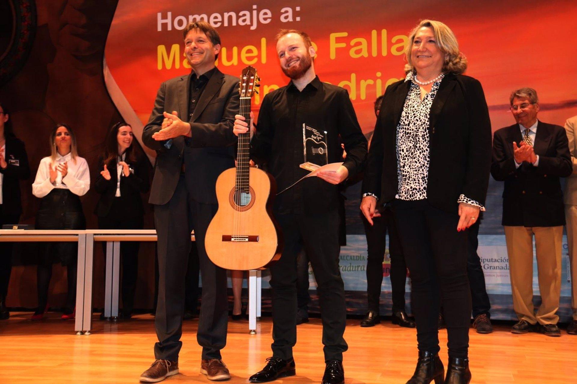 Aplazado el XXXVI Certamen Internacional de Guitarra Clásica Andrés Segovia hasta mayo