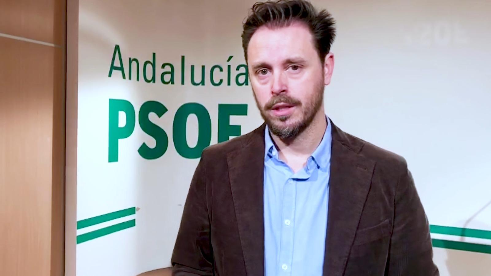 """El PSOE exige a Moreno Bonilla que adopte las medidas necesarias para afrontar """"con garantías"""" el proceso de vacunación"""