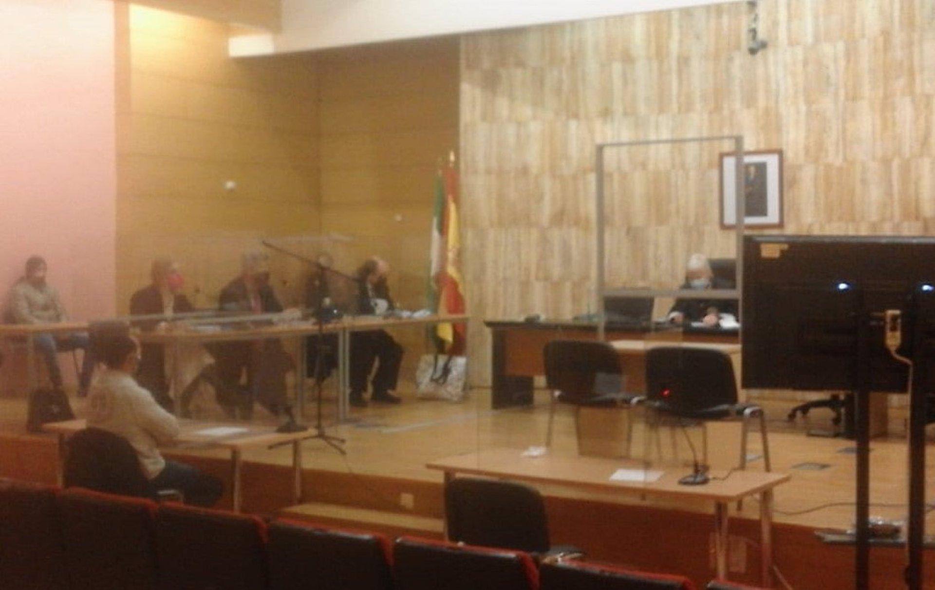 Condenado a 11 años y nueve meses de prisión por matar al marido de su ex en Fuente Vaqueros