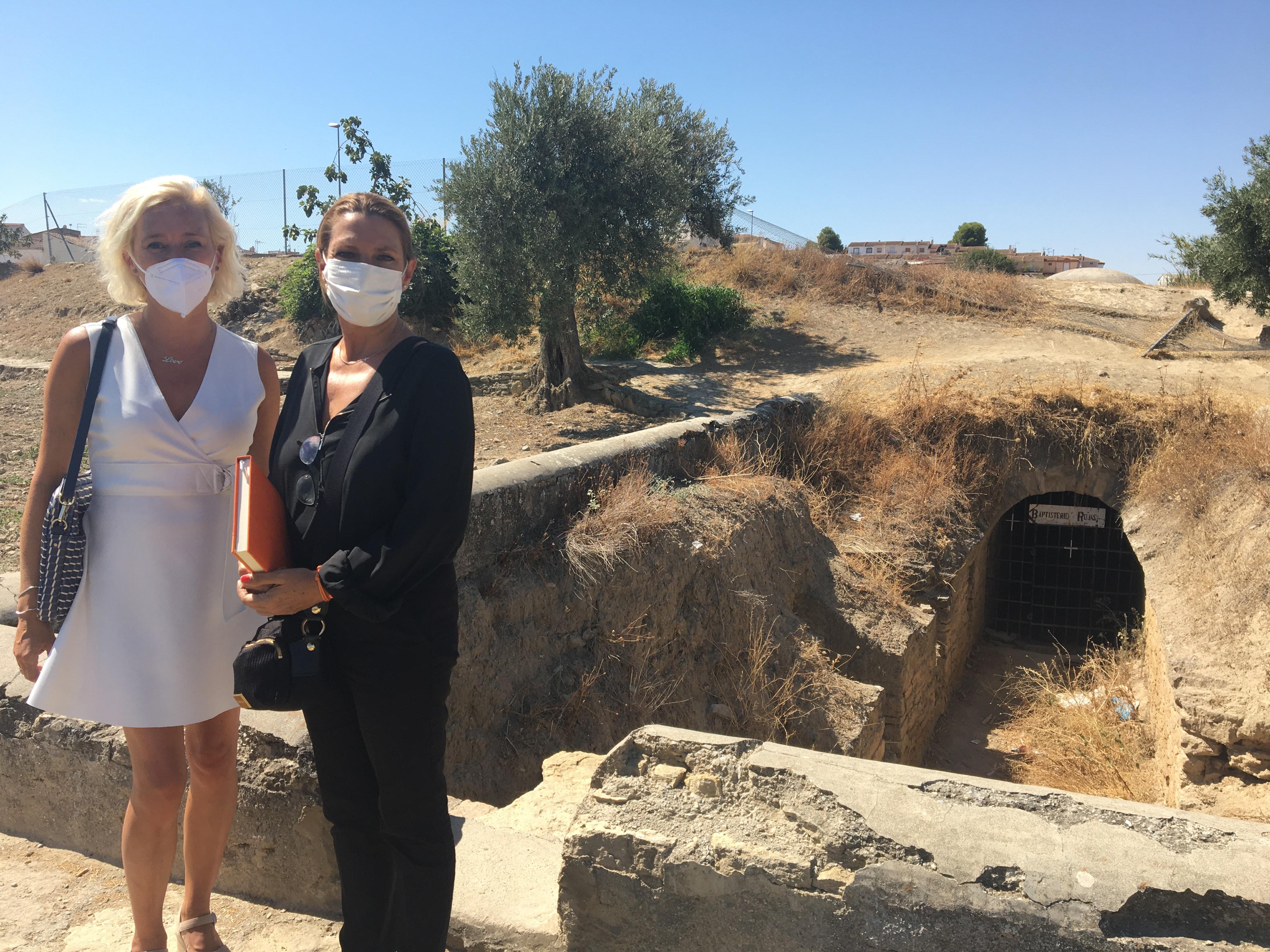 Ciudadanos destaca la recuperación del Criptopórtico romano de Las Gabias gracias a la apuesta de Junta y Ayuntamiento