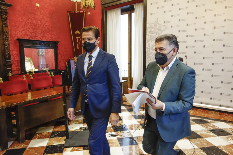 El Defensor de la Ciudadanía pide a Sánchez soluciones a los cortes de luz que afectan a la zona norte