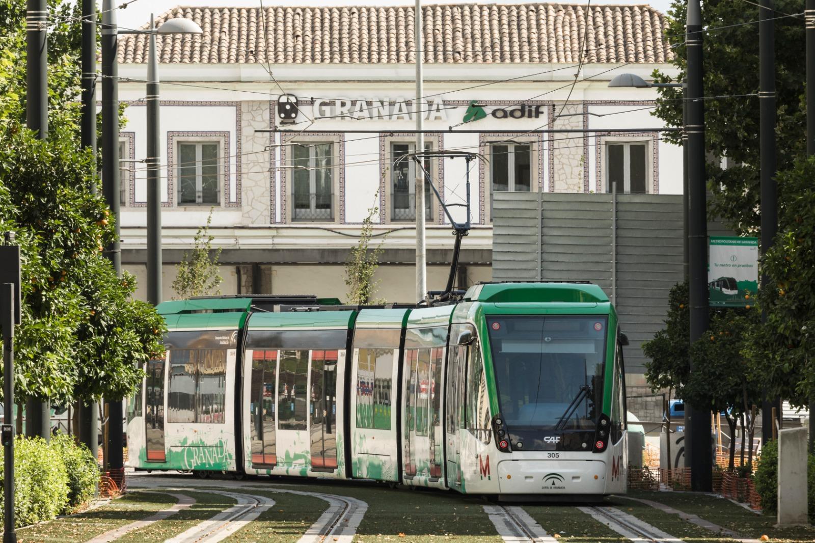 Trece propuestas se han presentado para cada uno de los proyectos de ampliación del Metro de Granada