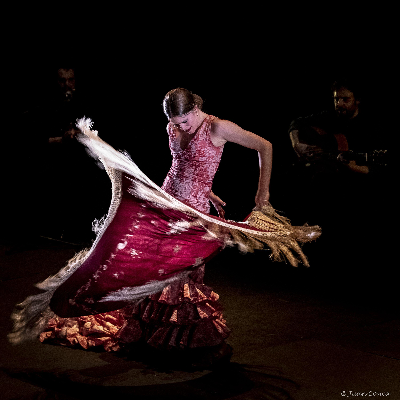 Patricia Guerrero actúa en el Teatro Alhambra dentro del ciclo Flamenco Viene del Sur