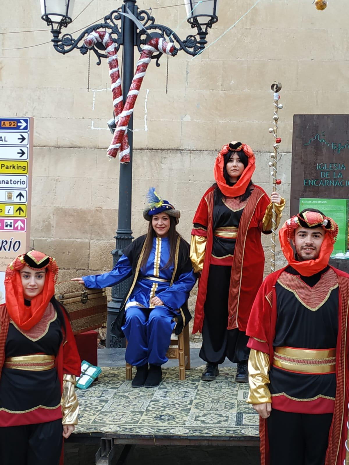 Montefrío premiará las cartas de Reyes con los cinco mejores deseos para el año 2021