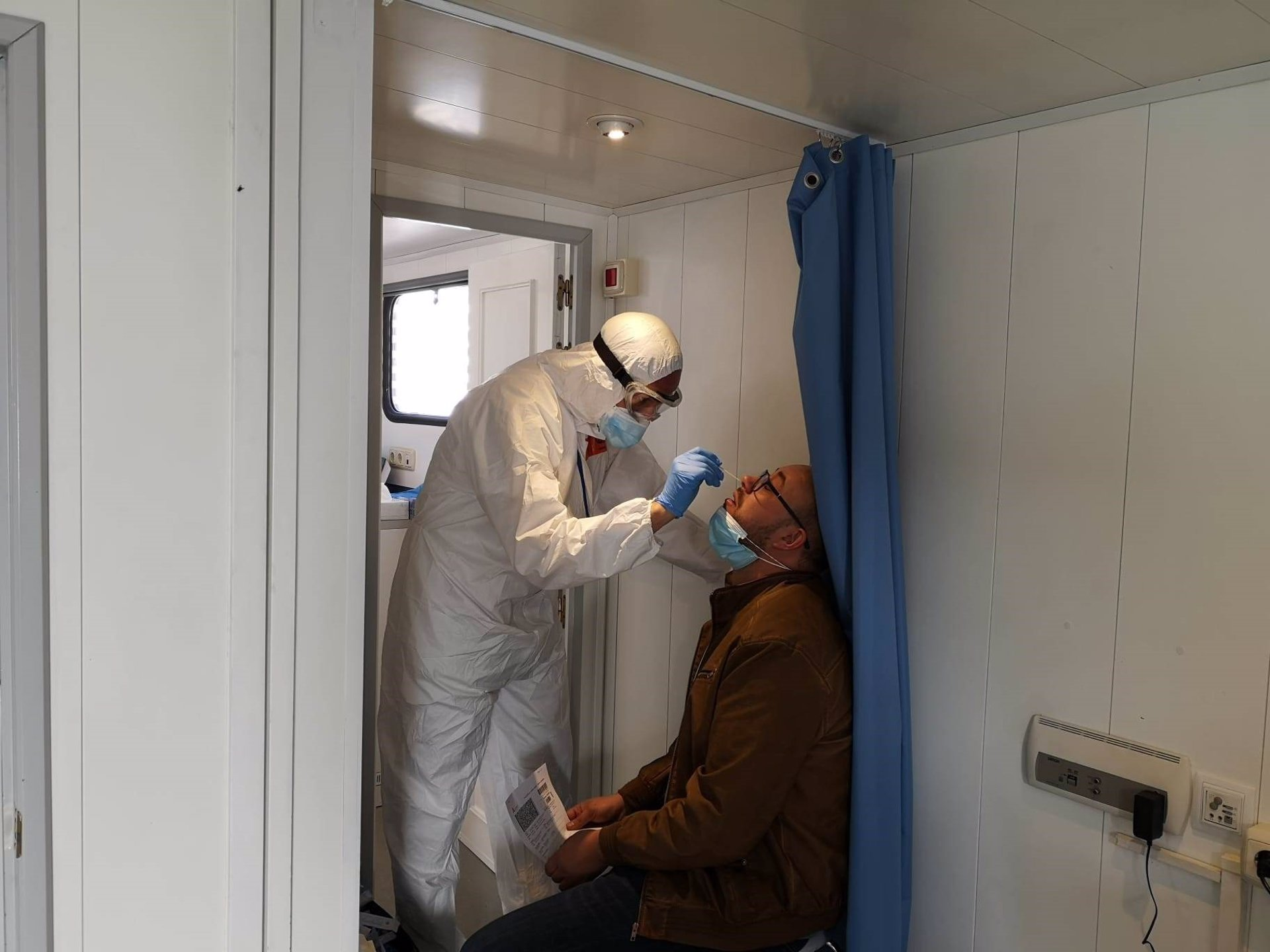 Granada registra 12 fallecidos con coronavirus en el último día