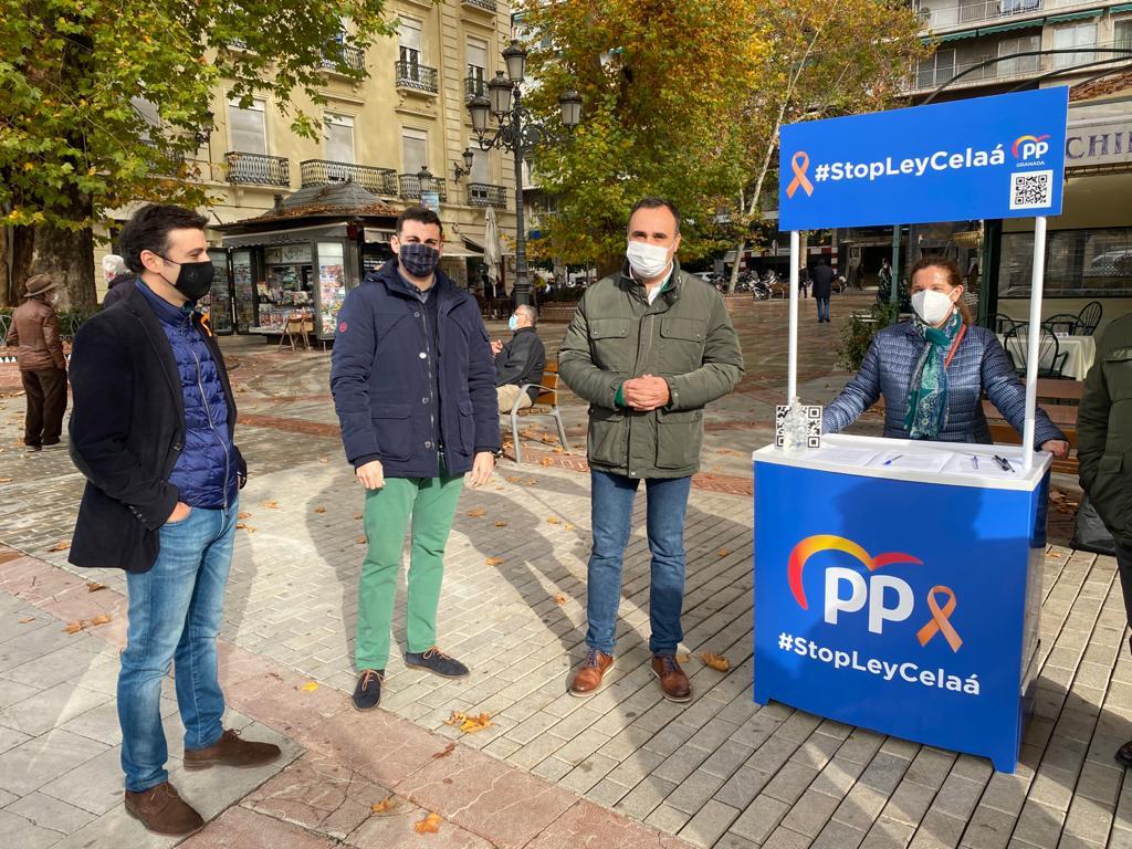 El PP respalda las movilizaciones del domingo contra Ley Celaá